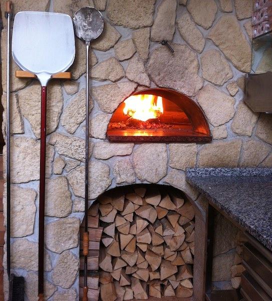 Holz für Restaurants