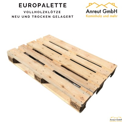 Europalette EPAL neu