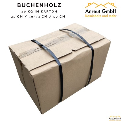 30 Kilo im Karton verpackt