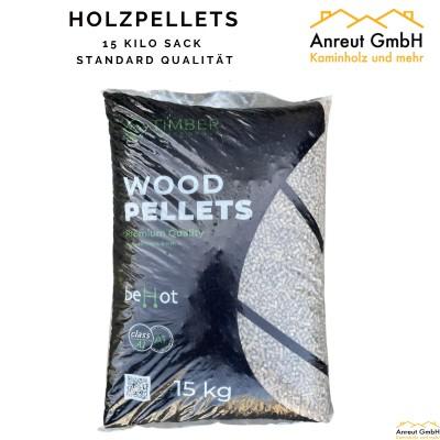 HOLZPELLETS Standard 480 kg