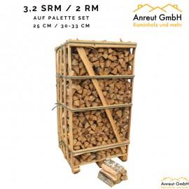3,2 SRM (2RM) BIRKE getrocknet