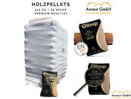 HOLZPELLETS OLIMP Premium-Qualität 975 kg