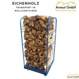 Schüttraummeter Eichenholz